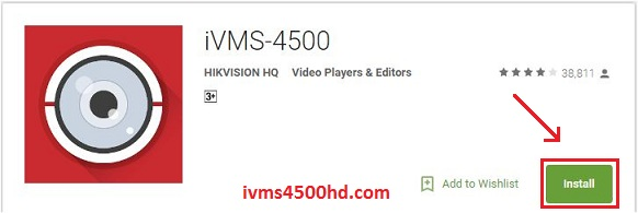 download APK ivms 4500 for android