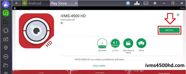 iVMS-4500 for PC/Laptop - Download on Windows 7/8/8 1/10 & Mac
