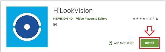 HiLookVision App Download