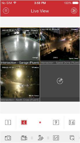 Hikvision iVMS-4500 App